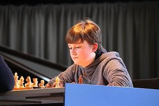 Turniersieger Vincent Keymer